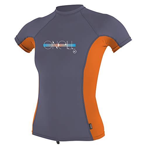 O'Neill - UV-T-Shirt für Mädchen - Performance fit - Dusk/Papaja