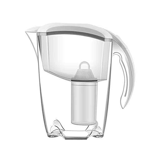 Jad 2.5L Net Kessel Haushaltswasserfilteranlage Küche Aktivkohlefilter Kessel Tragbarer Wasserfilter Krügen Haushalt PH Alkaline Net Kettle