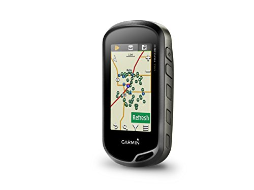 Garmin Oregon 700 Handheld GPS