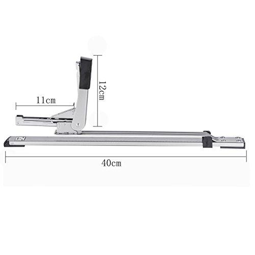 """OMAIC Stapler, - 12"""" Long Reach Stapler, Long Stapler, Long Arm Stapler with Staples, 20 Sheets Print Papers-Silver. Photo #2"""