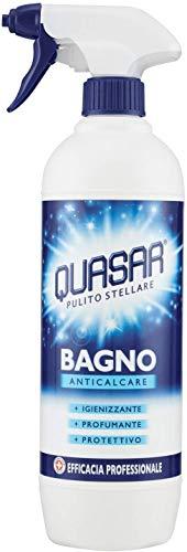 5 X Quasar Bagno Base, Detergente,650 ML [3250 ML]