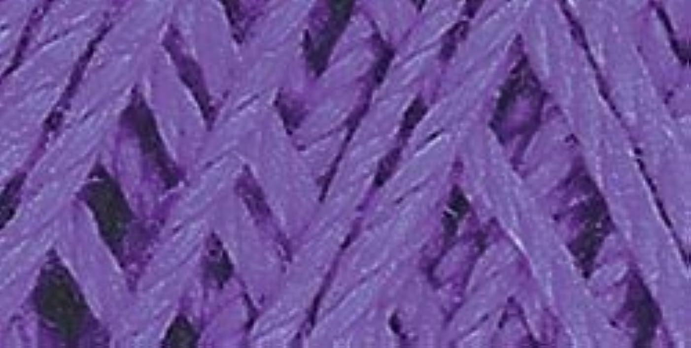 Bulk Buy: Aunt Lydia's Fashion Crochet Cotton Crochet Thread Size 3 (3-Pack) Purple 182-531