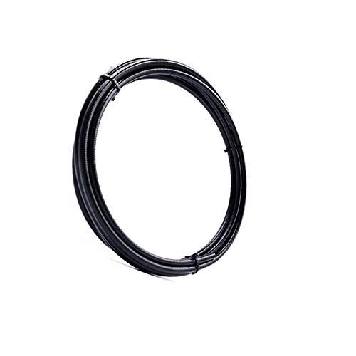 HLIANG Cable De Cambio Cable de Freno de Disco de Aceite de Bicicleta Anillo de prensado MTB MTB Bicicleta Hidráulico Cable de Freno Manguera Freno Cable (Color : Screw Cap)