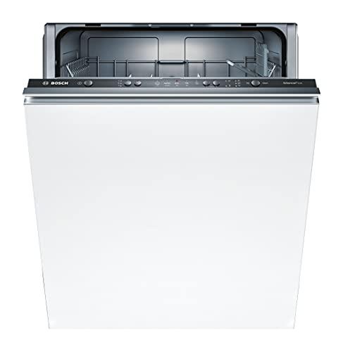 Bosch Serie 2 SMV25AX00E lavavajilla Totalmente integrado 12 cubiertos A+ - Lavavajillas (Totalmente integrado, Tamaño completo (60 cm), Negro, Botones, 1,75 m, 1,65 m)