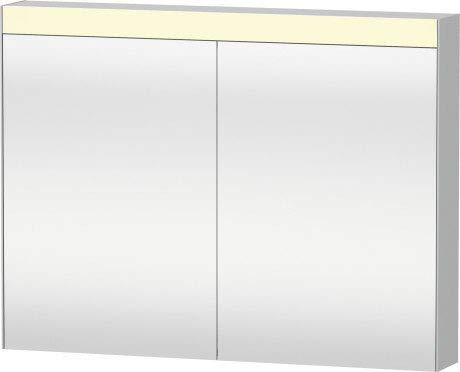 Duravit Better Spiegelschrank 1010 mm, 2 Spiegeltüren