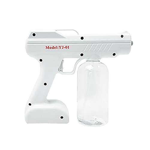 XIEJ Pistola Rociadora de Nano Desinfección Atomizador de Desinfección Doméstico Pulverizador ULV...