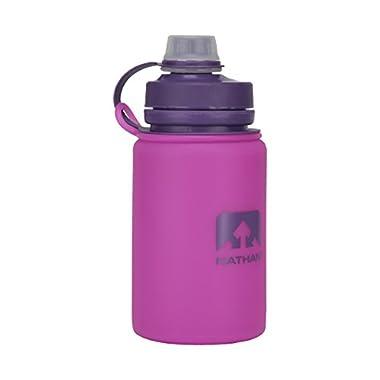 Nathan FlexShot, BPA Free Water Bottle, 17oz/500ml