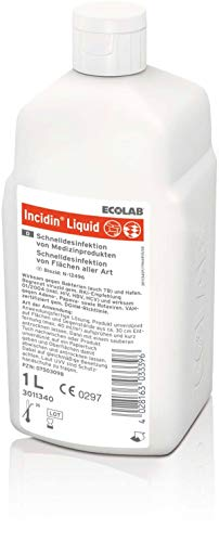 Incidin Liquid Schnelldesinfektionsmittel 1 L