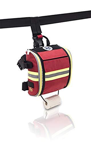 Elite Bags - QUICKAID´S, Botiquín Paramédico Pernera con Sistema Molle (Rojo)