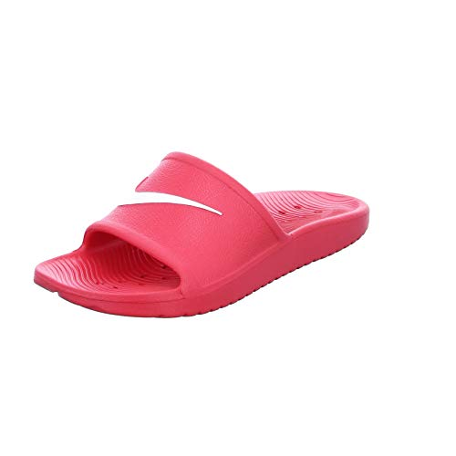 Nike Kawa Shower (GS/PS), Zapatos de Playa y Piscina Niño, Rojo (University Red/White 000), 28 EU