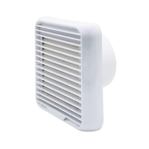 Ventilador extractor Ventilador de baño ventilador de ventilador de viento Tipo de obturador Tipo de escape Ventilador de escape 8 'Gama de cocina Ventilador Ventilador de humo con 7 cuchillas de vent