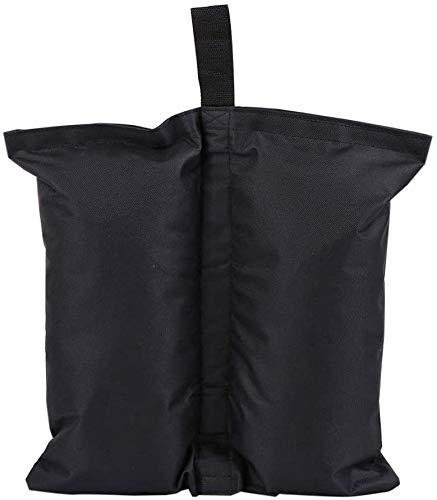 GOO-Ki 4PCS extérieur Oxford Fixe Tente Sac de Sable Sacs de Sable Sun de Stand Parapluie Abri Porte-Pieds instantanés Sac de Fixation for pondérées Camping Poids de Tente