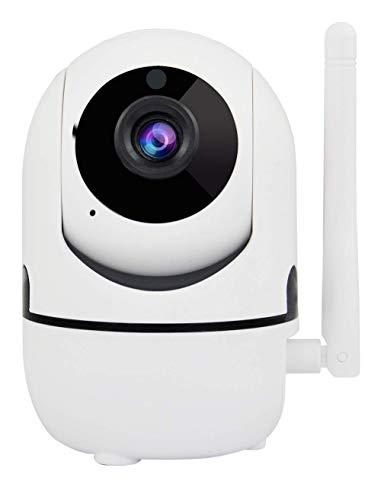 Digimate P1 PRO Kamera -MIT GESICHTSERKENNUNG- 1080P Full HD Panorama Nachtsicht Überwachung Handy Fernsteuerung Sicherheit