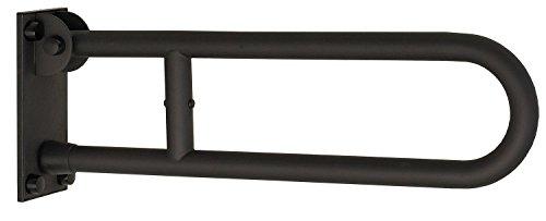 thermomat 600-sf-a Barre d'appui rabattable avec dispositif de blocage en position verticale, 600 mm