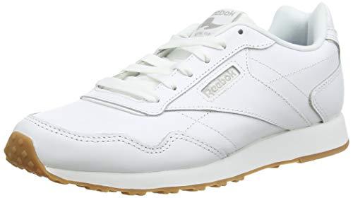 Reebok Royal Glide LX, Zapatillas Hombre, Blanco (White/Steel/Gum), 42.5 EU