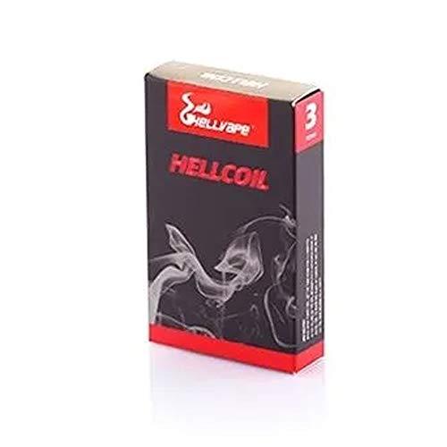 Hellvape 424 Fat Rabbit 3er Pack Mesh Coils Verdampferköpfe Widerstand 0,2Ohm