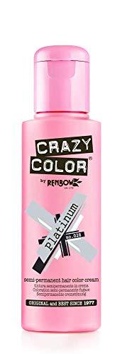 Renbow Crazy Colour Platinum Crème Semi-Permanent 100 ml