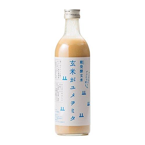 山燕庵『糀発酵玄米 玄米がユメヲミタ』