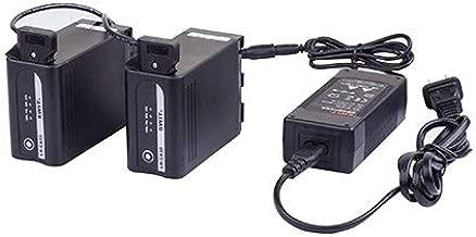 SWIT LB-CA50-KIT 2 Battery kit for Canon C200/C300 Mark II