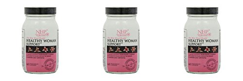 (3 PACK) - Nhp Healthy Woman Support Capsules | 60s | 3 PACK - SUPER SAVER - ...