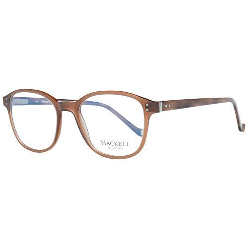 Hackett London Herren HEB20615150 Brillengestelle, Braun (Marron), 50.0