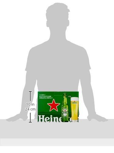 『【Amazon.co.jp限定 】ハイネケン ロングネックボトル 330ml×8本』の7枚目の画像