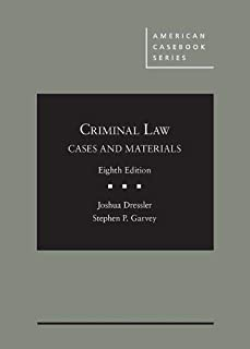 Criminal Law: Cases and Materials - CasebookPlus