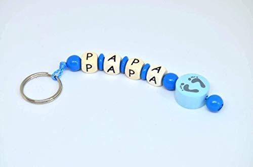 Schlüsselanhänger mit Name, für Oma, Opa, Tante, Onkel, Gedi, Godi, Goli,