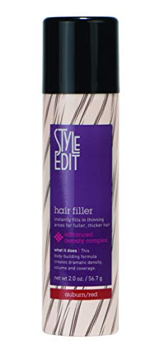 Style Edit Hair Filler Auburn/Red 2 oz Discontinued Product