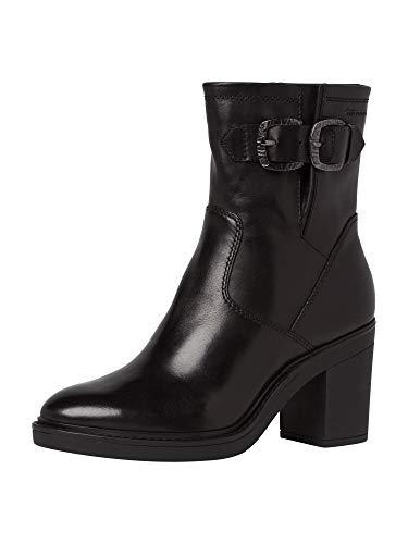 Tamaris Femmes Bottine 1-1-25075-25 003 Noir Taille: 39 EU