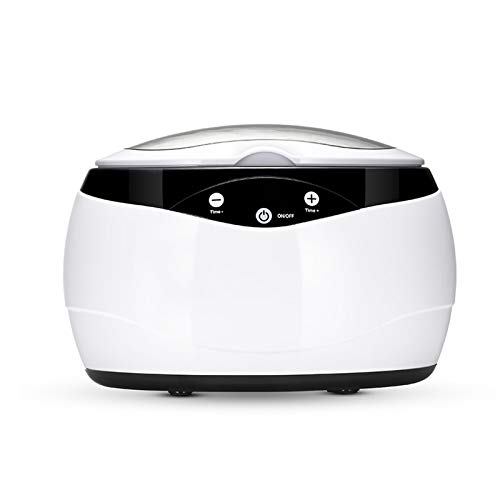 KHHK Ultrasonic Cleaner Sonic Cleaning Machine Small Metal Parts Jewelry Sonic Cleaner forJewelry