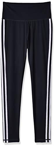 adidas Womens Bt 3s 78 T Leggings, Black/White, M