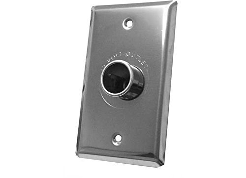 Prime Products (08-5010) 12V Universal Utility Outlet
