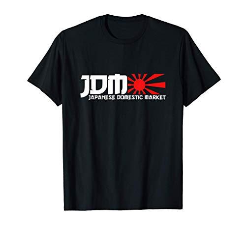 Vestir Automotor Auto JDM Drifting Tuning Car Coche Camiseta
