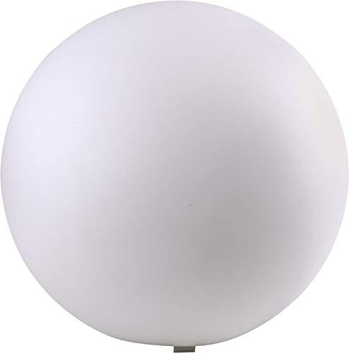 Heitronic 35951 Bodenleuchte, EE27, Kunststoff, weiß