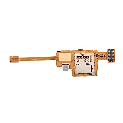 Allcecase Replacement Part for Samsung SD Card Reader Contact Flex Cable for for Galaxy Note Pro 12.2 / P900