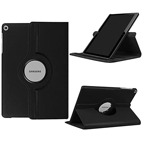 KATUMO Funda para Samsung Galaxy Tab A 10.1 2019 SM-T510/T515 Cuero PU Funda Delgada para Tableta Samsung Tab A 10.1 2019 SM-T510 Cover