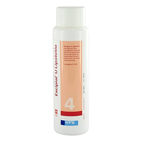 EXCIPIAL U Lipolotio Reimport Bios Medical Service, 500 ml Lotion