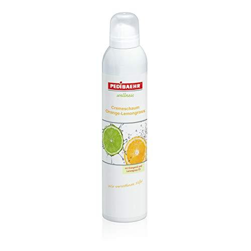 Wellness Cremeschaum Orange- Lemongrass PediBaehr, 300 ml