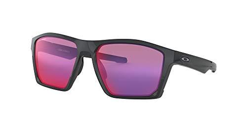Oakley Men's OO9397 Targetline Sunglasses, Carbon/Prizm Road, 58 mm