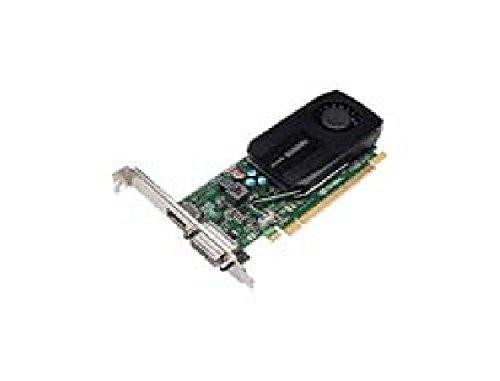 NVIDIA QUADRO K600 1GB Anschlüsse: 1x DVI-I dual link und 1x DP, PCIe x16, ohne Adapter für Fujitsu Celsius C620, M720, R920, W520, W520power, W530, W530power