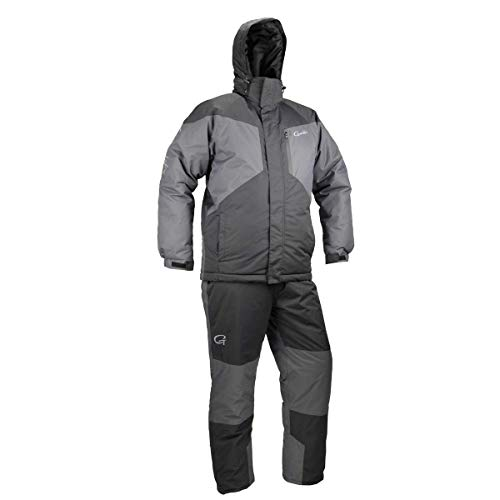Gamakatsu G-Thermal Suit - Thermoanzug (Thermojacke + Thermohose), Größe:XL