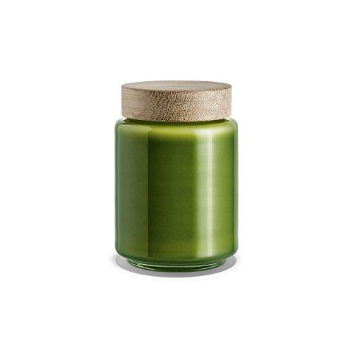 Holmegaard Bonboniere 10.8x10.6x15.5 grün