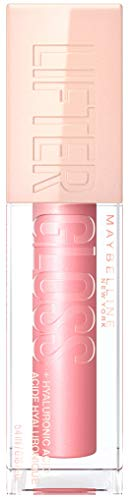 Maybelline New York Lifter Gloss, Nr. 004 Silk, Lipgloss mit Hyaluronsäure, 5.4 milliliter