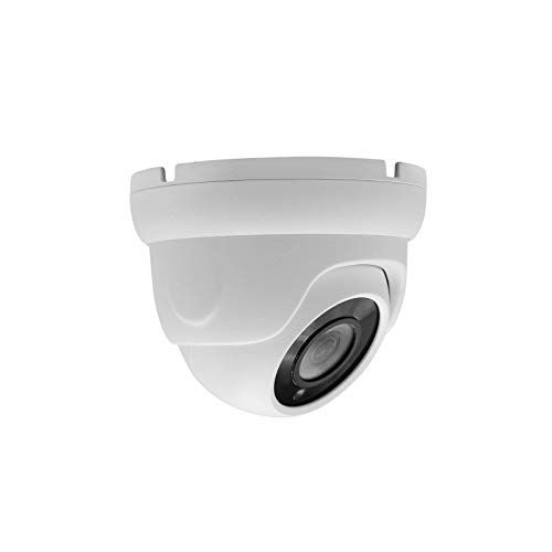 Telecamera Mini Dome Turrett 2MP 1080P Starlight 4in1 AHD/TVI/CVI/CVBS IP67 Metal OSD/UTC Joystick 3.6mm
