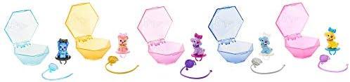 Barbie Color Reveal poupée avec 7 éléments