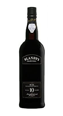 Blandys Bual 10 years old Madeira 19% 50cl