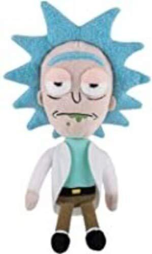 "Rick and Morty Funko 8"" Plush: Bored Rick"