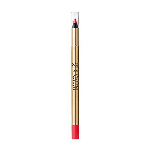 Max Factor Colour Elixir Lip Liner Red Poppy 10 - Perfekt definierte Lippenkontur für...