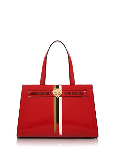 LE PANDORINE Borsa Paint Bag ADORO Red